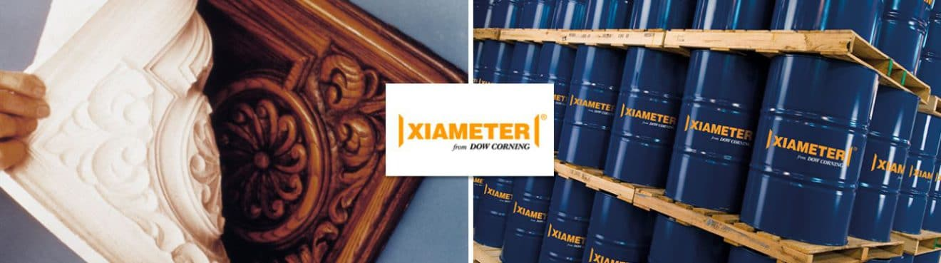 Xiameter-Silicone fluids and rubbers