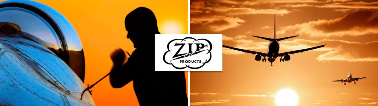 Zip-Chem chemicals for aerospace and aviation