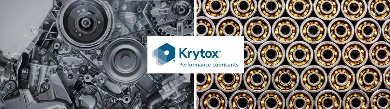 krytox high performance lubricants