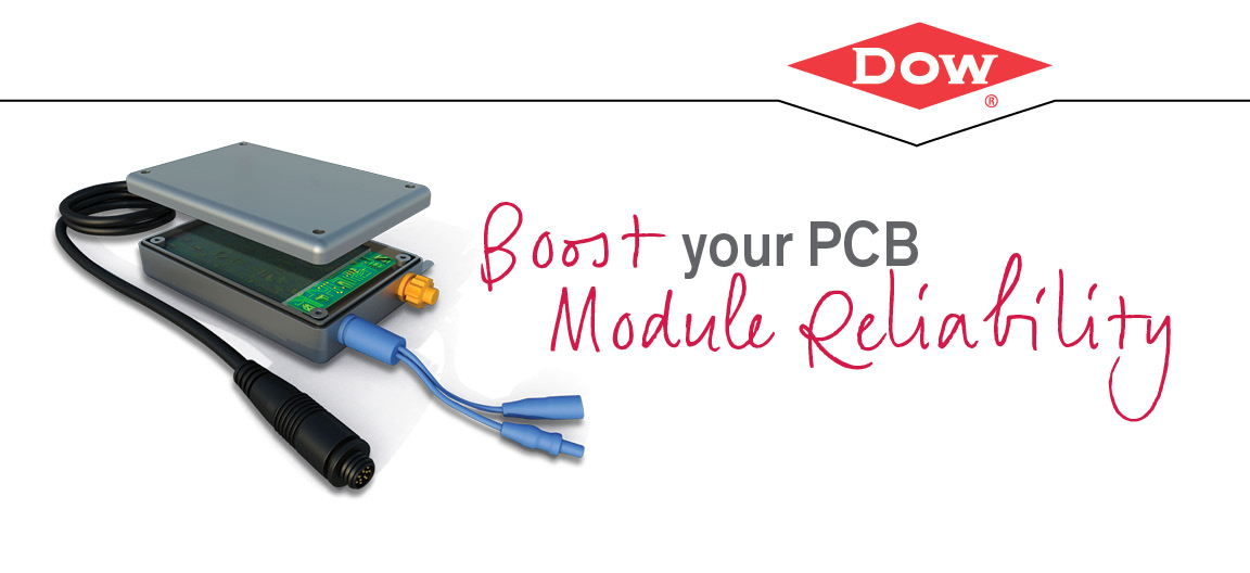 PCB Module Reliability with DOWSIL
