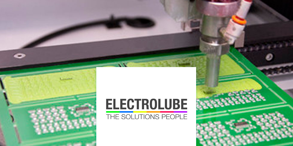 Electrolube Launch Next Generation UV Cure Coatings at SMTConnect