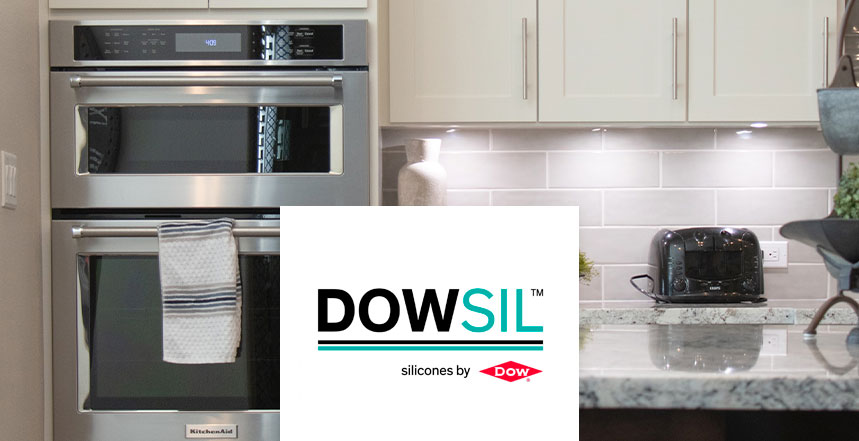 adhesives for microwaves and ovens