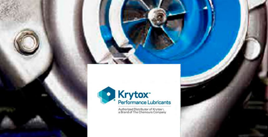 Lubricant For Air Management Systems krytox
