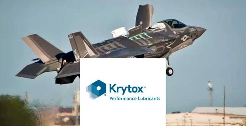 krytox-aerospace lubricants